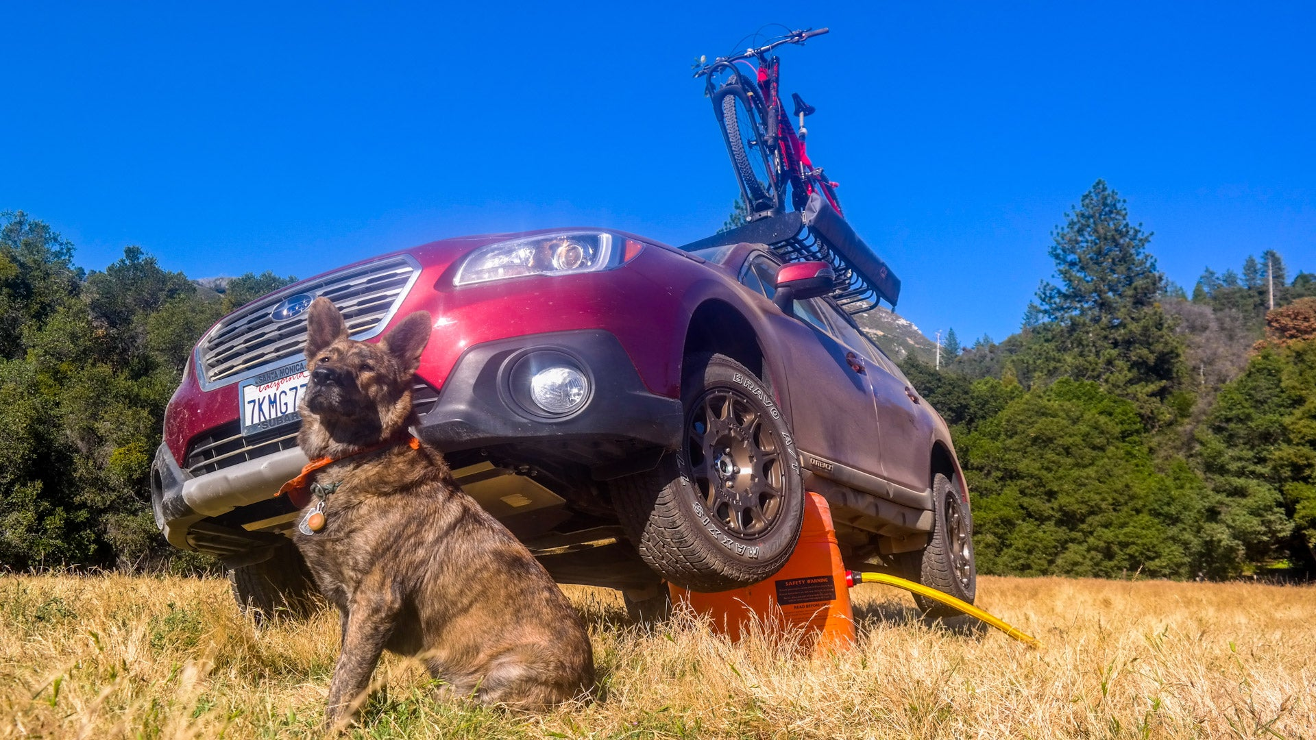 Shopping for a truck to take off-road I ended up buying a Subaru Outback then modifying it to meet my need for dirt. 8500 miles in howu0027s it holding up? & How I Turned My Subaru Outback Into a Real Adventuremobile