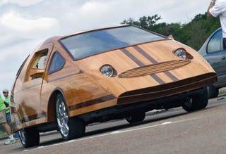 "Illustration for article titled ""Splinter"" Apparently Popular Name For Wooden Cars"