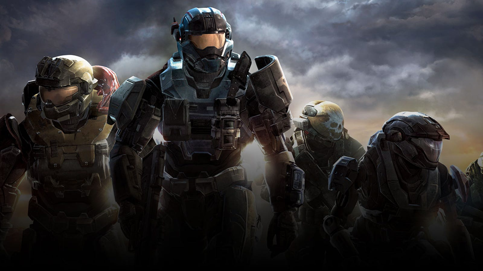 Halo reach doesn t run very well on xbox one update - Master chief in halo reach ...