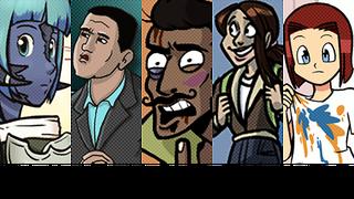 Sunday Comics: Look At My Face!