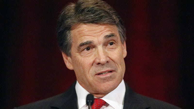 Illustration for article titled Rick Perry Uses Joan Rivers' Death to Justify Awful Texas Abortion Law