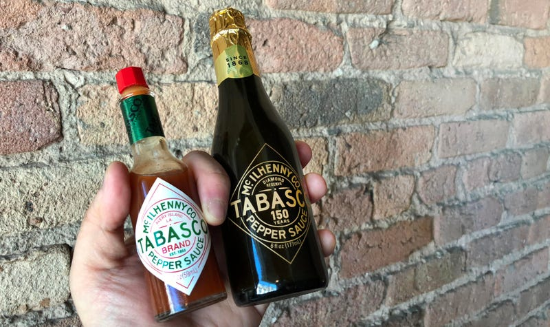Illustration for article titled What Tabasco Diamond Reserve, going for $2,500 on eBay, tastes like