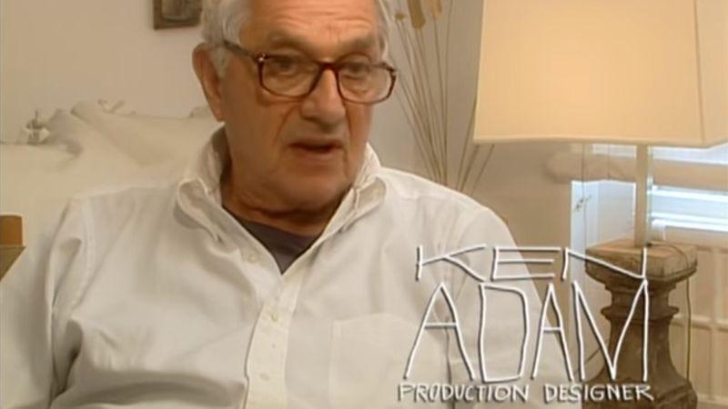 Illustration for article titled Production designer Ken Adam shares war stories from Dr. Strangelove