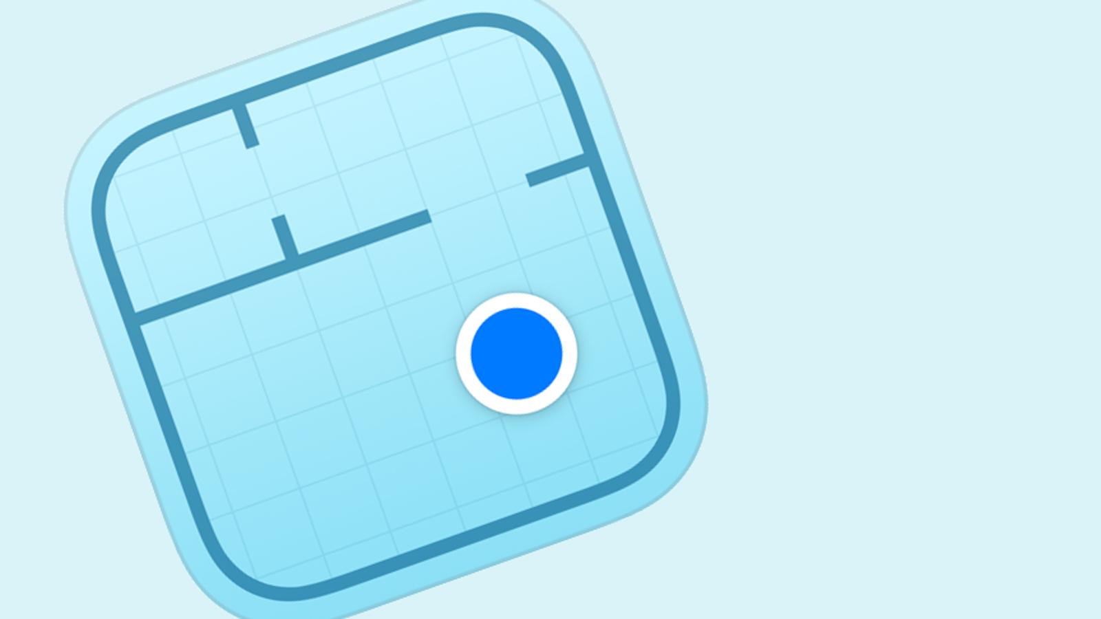 Apple 39 s indoor survey app creates building interior maps - Interior design apps for mac ...
