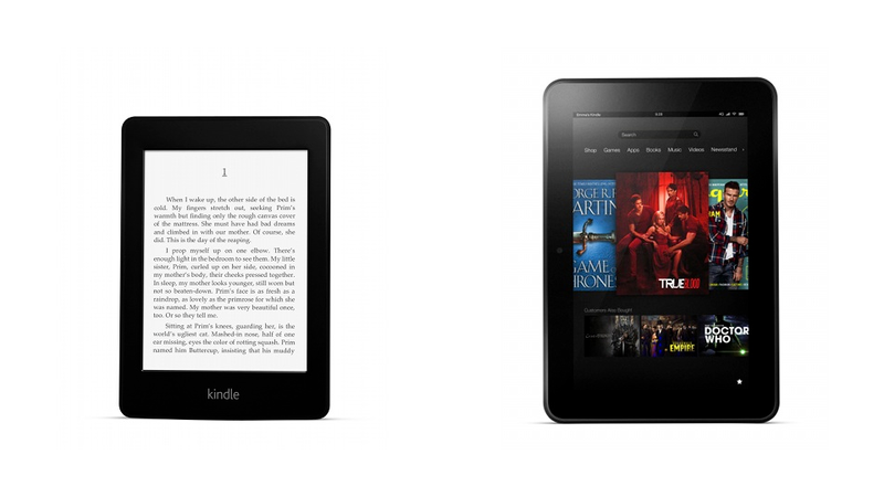 Illustration for article titled Amazon's New Kindle Avalanche: Everything You Need to Know