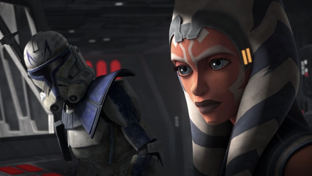 Watch the Cast and Crew of Star Wars: The Clone Wars Discuss the Show s Final Episode
