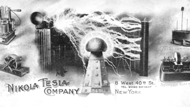 Nikola S Letterhead And How Tesla Won The War Of The