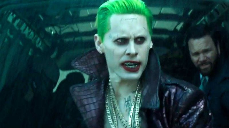 """Illustration for article titled It's now """"the Oscar-winning Suicide Squad,"""" thanks very much"""