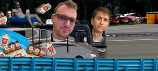 Illustration for article titled Experience Racing At Watkins Glen This Weekend From Our Crazy RV