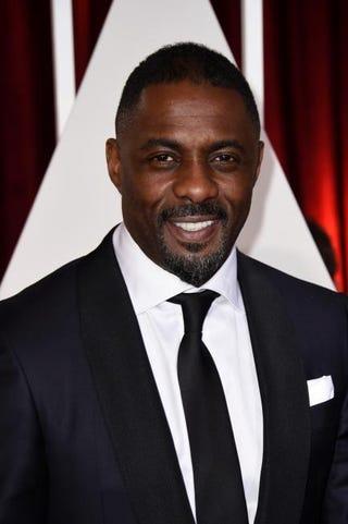 Idris ElbaFrazer Harrison/Getty Images