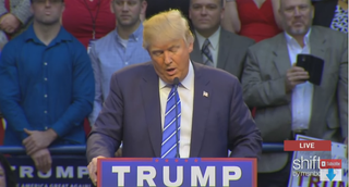 Republican presidential candidate Donald TrumpYouTube Screenshot