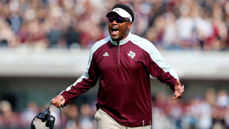 What Kevin Sumlin said after Texas A&M's epic collapse against UCLA