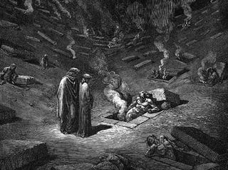 Illustration for article titled Universal Buys Rights To EA's Dante's Inferno