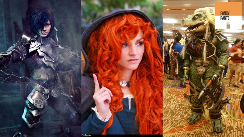 Illustration for article titled Dudes, Pokémon and a Ginger Superstar Headline This Week's Cosplay Roundup