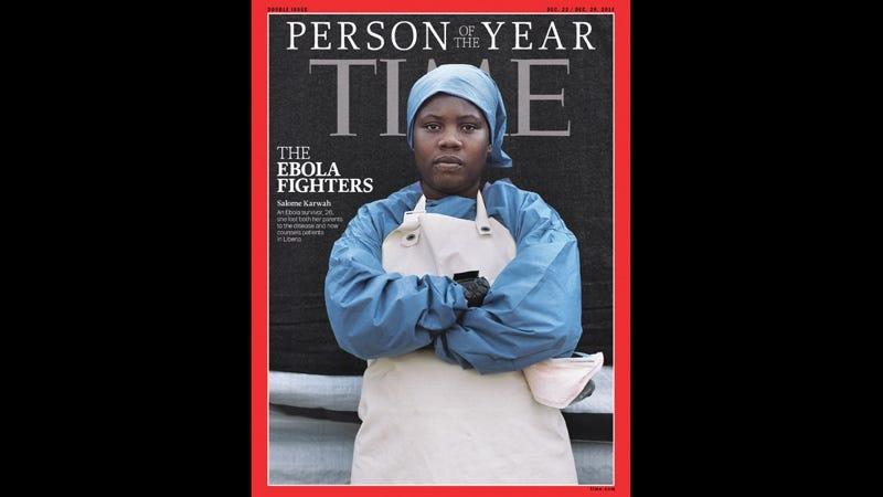Illustration for article titled Muere la superviviente del ébola que fue persona del año de Timeporque nadie quiso tratarla después de dar a luz