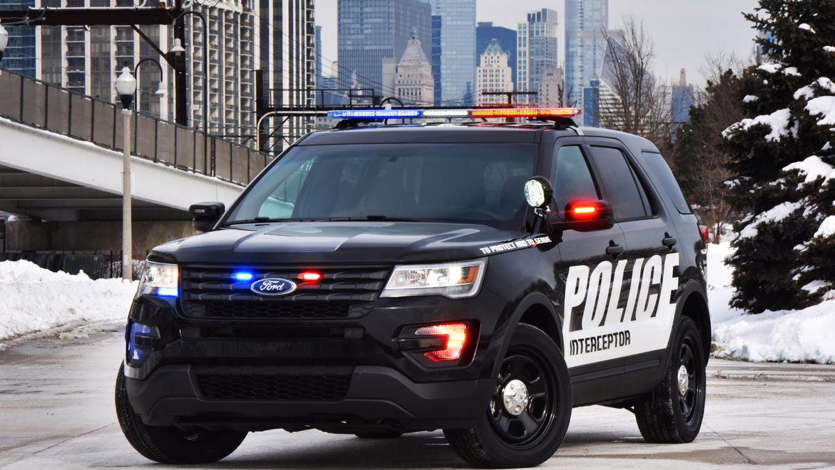 Image result for POLICE FORD EXPLORERS