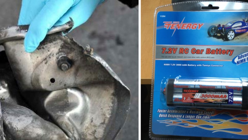 Illustration for article titled Radio-Controlled Toy Car Parts May Have Been Used In Boston Bombs