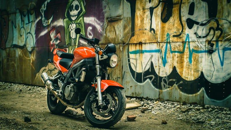 El Suzuki SV650 es la respuesta a todo en dos ruedas