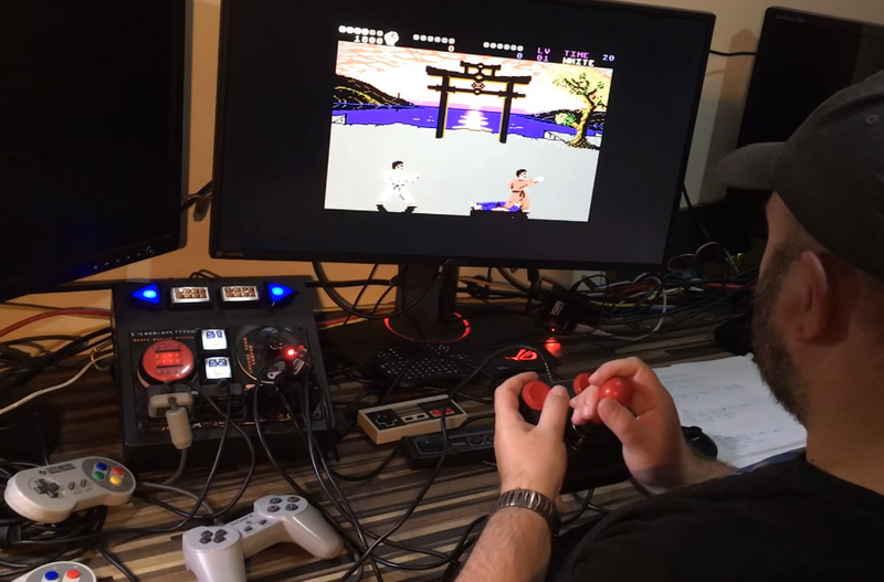 Modder Hacks RetroPie System So He Can Connect Every