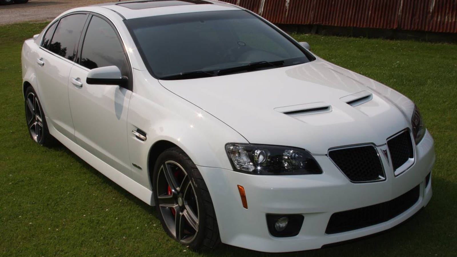 For $50,000, Could This 800WHP 2009 Pontiac G8 GXP Have You Saying G'Day  Mate?