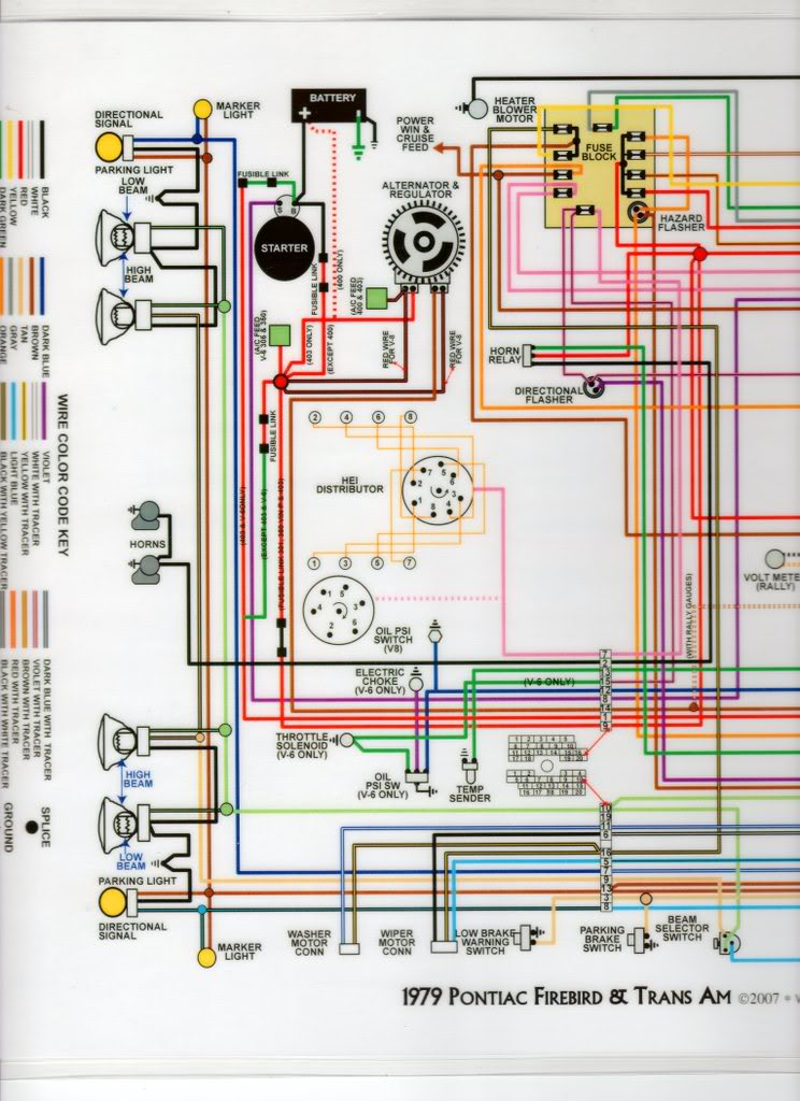 79 Trans Am Alternator Wiring Diagram Library. I Have A 1980 Turbotrans Am Anybody Know Which Wire Powers The Fuse Img. Pontiac. 1979 Pontiac Trans Am Engine Wiring Harness At Scoala.co
