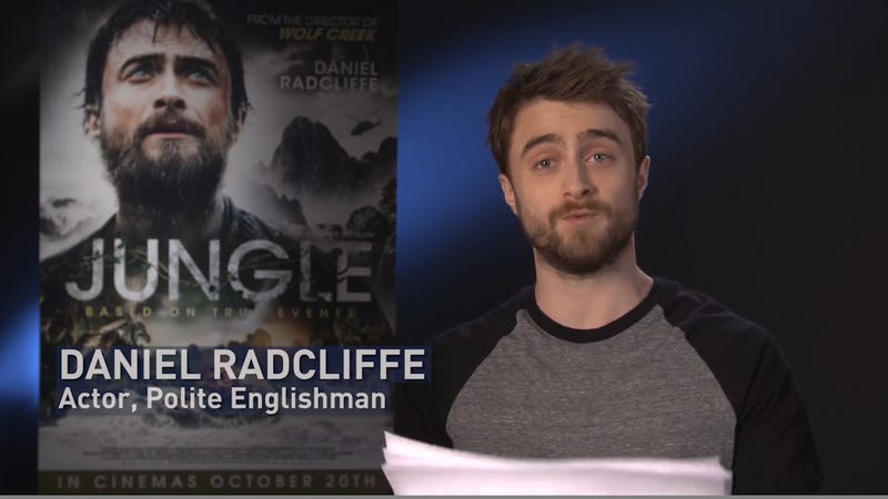 Illustration for article titled Daniel Radcliffe Presented The Deadspin Award For Worst Tweet
