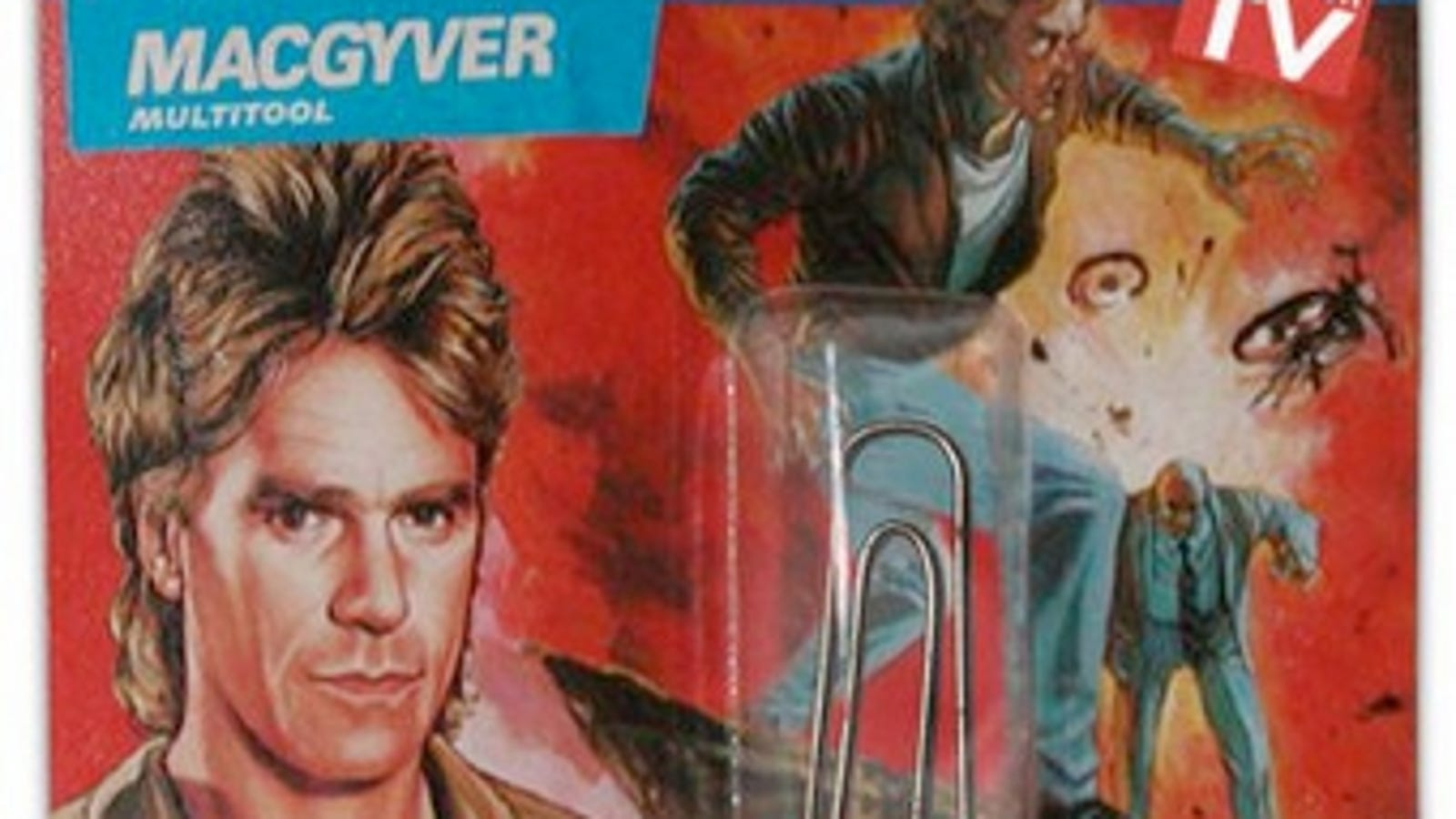 The Man Behind Macgyver Swiss Army Knife Or Duct Tape