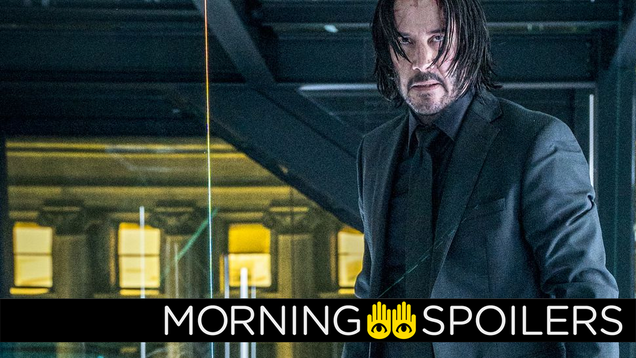 Updates From John Wick: Chapter 4, Black Widow, and More