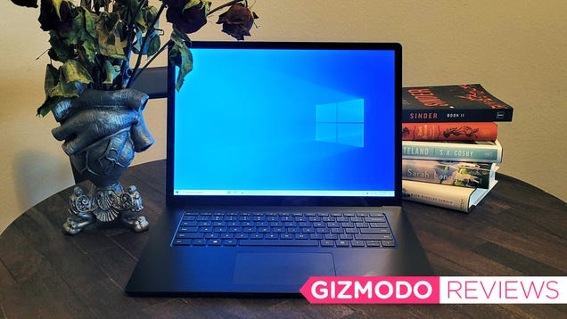 Microsoft s Surface Laptop 4 Is Nearly Perfect