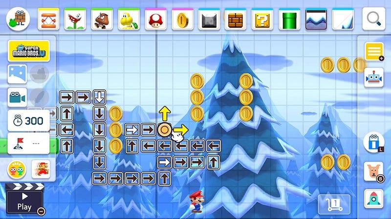 Illustration for article titled Nintendo Doubles Super Mario Maker 2 Level Upload Limit