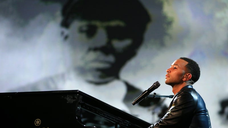 Illustration for article titled John Legend Recalls Being Racially Profiled As An Ivy League Student