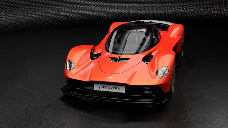 Ilration For Article Led The Aston Martin Valkyrie 39 S Hybrid Will Make A