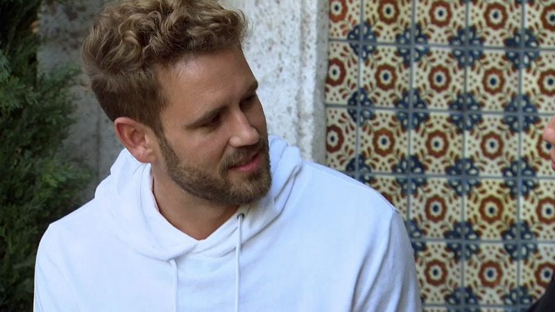 "Nick Viall, The Bachelor (Screenshot: ""Week 3,"" ABC)"