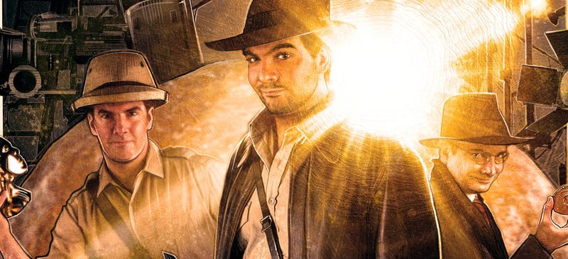 Illustration for article titled See the Moment a Raiders of the Lost Ark Fan Film Became a Phenomenon