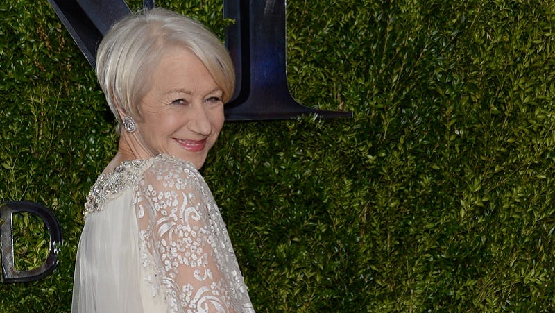 Illustration for article titled Helen Mirren Regrets Not Telling More People to 'Fuck Off'