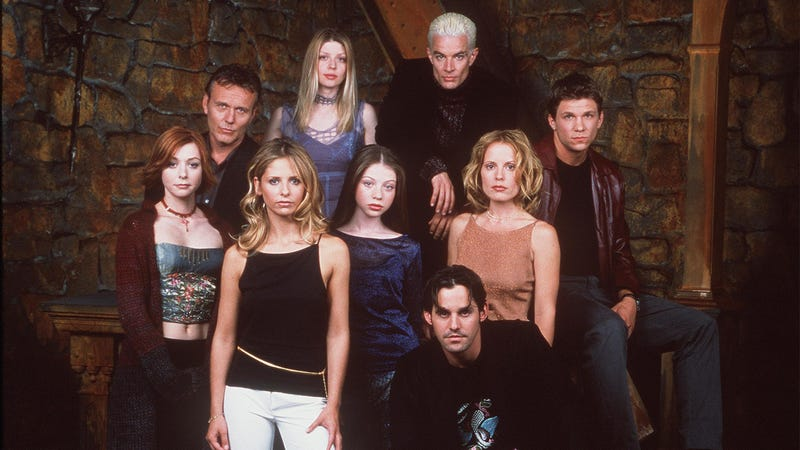 "Illustration for article titled Fox says it ""frequently"" discusses reviving Buffy The Vampire Slayer"