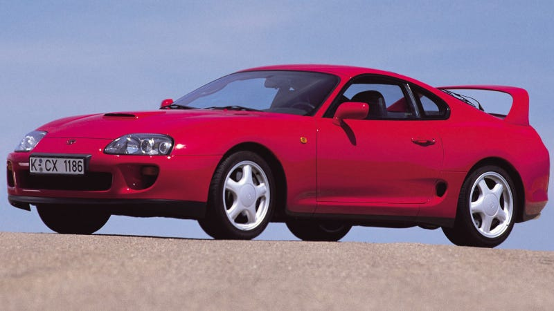Illustration for article titled Let's Celebrate The Mark IV Toyota Supra's 20th Birthday