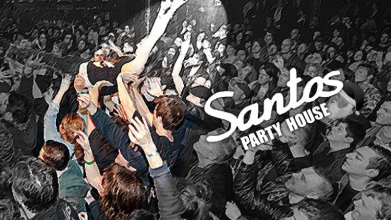 (Image: Santos Party House)