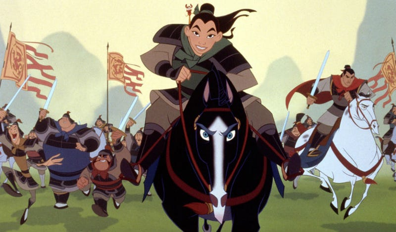 Illustration for article titled Disney Is Fast-Tracking the Live-Action Mulan for a 2018 Release