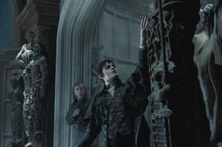 Illustration for article titled The Interior of Collinwood Manor: New Stills from Dark Shadows