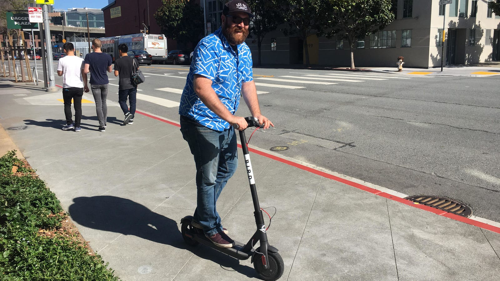 I Tried San Francisco's Electric Scooter Share And It Was A Nightmare