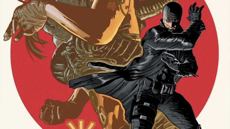 Illustration for article titled Midnighter #2 finds strength in the pride of its gay lead hero