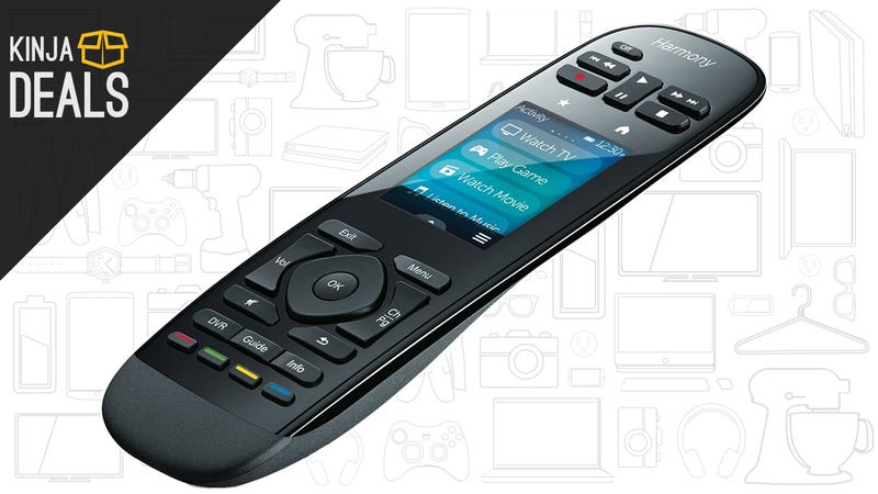 Illustration for article titled Keep All Your Devices In Harmony With This Discounted Logitech Remote