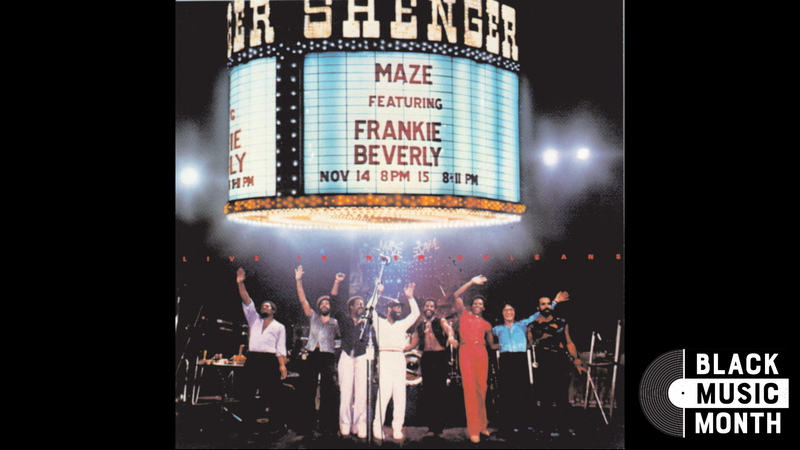 Illustration for article titled 30 Days of Musical Blackness With VSB, Day 30: MAZE featuring Frankie Beverly 'Before I Let Go'