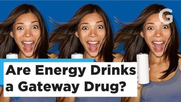 Energy Drinks Won't Make You a Coke Addict: Cocaine Will Make You A Coke Addict