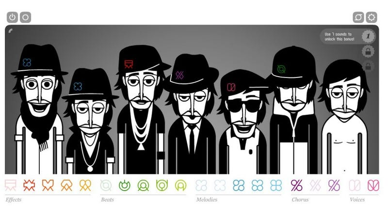 Illustration for article titled The Incredibox Remixes Songs, Bobby McFerrin-Style
