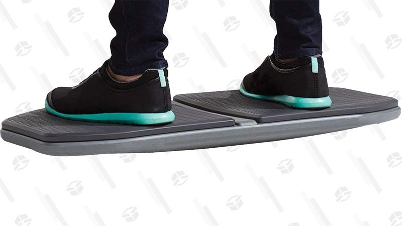 Gaiam Evolve Balance Board for Standing Desks | $52 | Walmart and Amazon