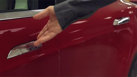 tesla door handles. consumer reports\u0027 tesla model s p85d broke before they could test it door handles