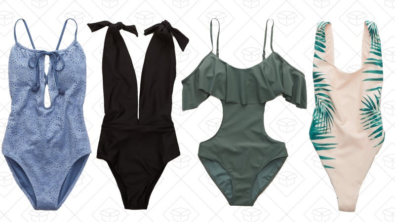 One-piece swimwear | $28 | Aerie