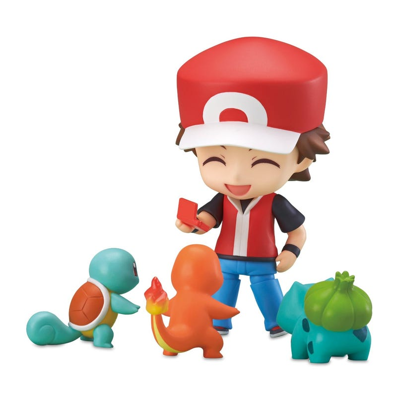 Illustration for article titled TAY Deal Blip: Pokemon Trainer Red Available in NA